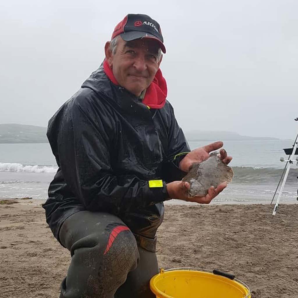 Chris Pritchard Flounder