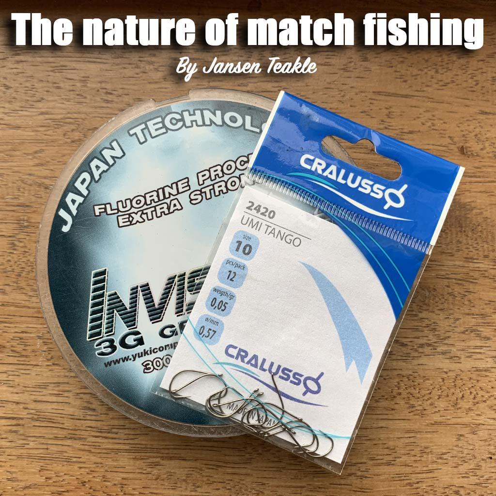 match fishing essentials