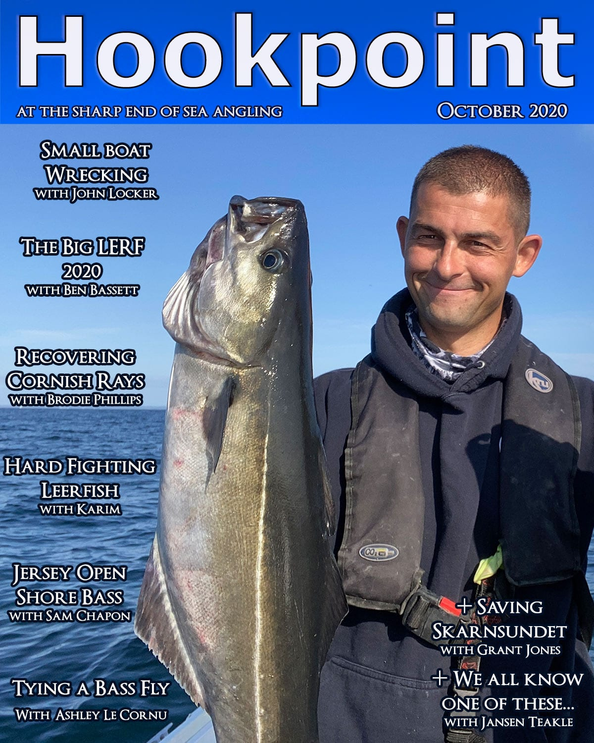 Hookpoint October cover